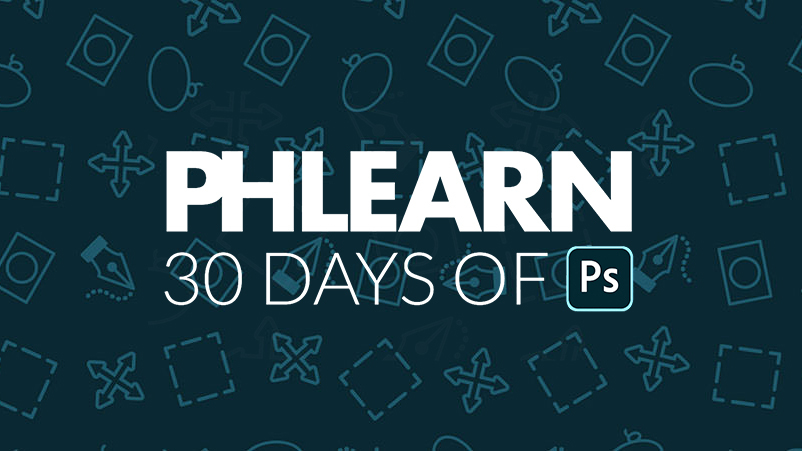 PH Learn 30 days of Photoshop