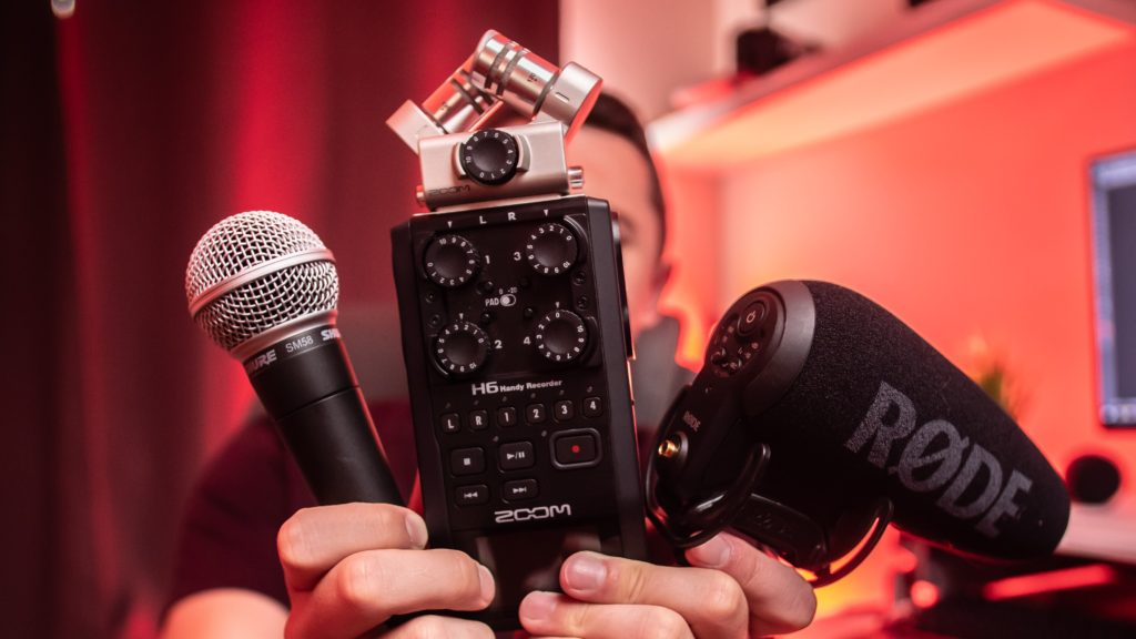Top 7 mics for interview 1